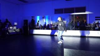 Put That Away & Talk To Me by James Blake | Danzel Thompson-Stout | Freestyle | Level Live