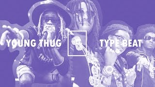 Young Thug Type Beat x Migos - You Gone See (Prod. By KrissiO)
