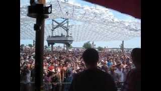 Super Flu & Ole Biege (Live Drums) @ Fusion2012