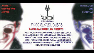 PALITO ORTEGA YO TENGO LA CULPA + LETRA  PACO CLAVEL DUETS + LA HONORABLE SOCIEDAD,PEDRO ALMODOVAR