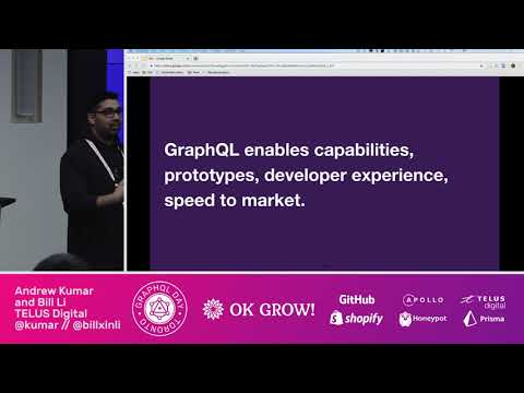 Support unlimited customer experiences with GraphQL