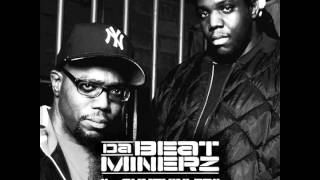 "Da Beatminerz - ""Sumthin' Beatminerz Remix Instrumental"" OFFICIAL VERSION"