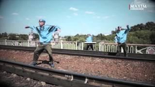 группа Hurts смотрит клип Антохи МС - Провода