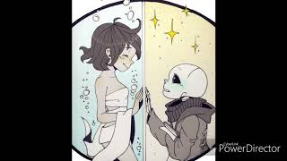 Faithtale and clockwise(au) sans x frisk (They don't know about us)