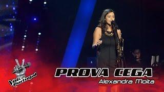"Alexandra Moita - ""I Will Always Love You"" | Provas Cegas | The Voice Portugal"