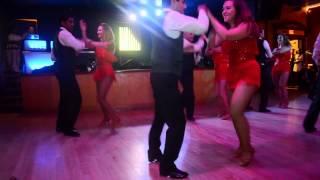 Salsa y Control: Gusto @ Havana Club (12.13.2014)