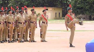 Ncc Rifle Drill Test @ Inter Battalion Competition By 1 KAR Signal Regiment 2015 width=
