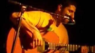 Jose Gonzales - Crosses 6/15/06 LIVE GREAT!