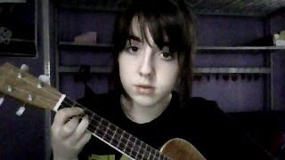 Never Saw it Coming - Tigers Jaw ukulele cover
