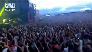 Imagine Dragons - Demons Lollapalooza Brasil 2014