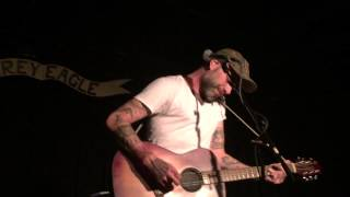 "Ben Nichols of Lucero ""Mine Tonight"" 6/26/15 Asheville, NC-Grey Eagle"