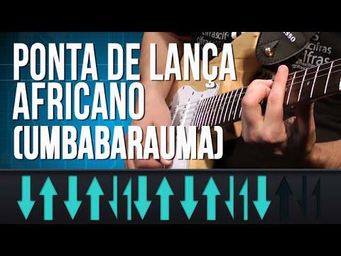 Jorge Ben Jor - Ponta De Lança Africano (umbabarauma)