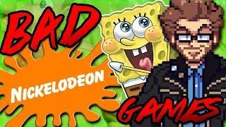 Bad Nickelodeon Games - Austin Eruption