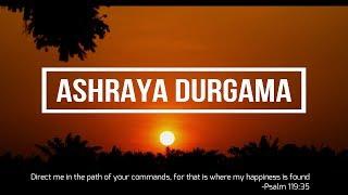 ASHRAYA DURGAMA | Sudheer Kumar Dasari | Telugu Christian Song