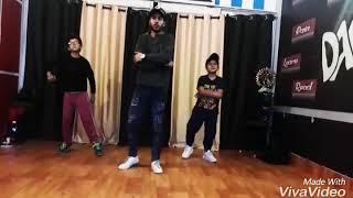 Dus Bahane Dance | Bhavi & Kawyansh | Big Dreams Dance Studio (B.D.D.S)
