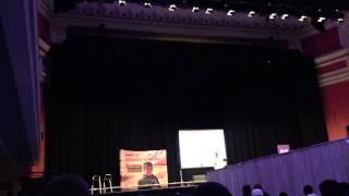 Ahmed Bukhatir - Last Breath teaser LIVE in Blackburn 2013