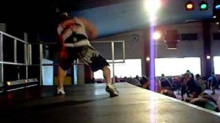 Body Combat Track 7 - Hemsby Fitness Fiesta May 11 - Justin Riley