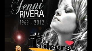 Corrido de Jenni Rivera by Los Trileers de Mexico (recuerdos luto y dolor)