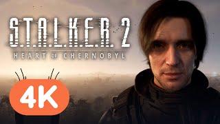 S T A L K E R  2: Heart of Chernobyl — Official Gameplay Trailer (4K) | E3 2021