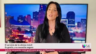 Solicite vacunación móvil gratis para grupos en Wyandotte