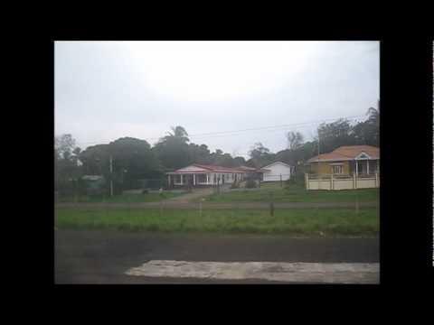 LA COSTEÑA Flight Takeoff Corn Island Nicaragua