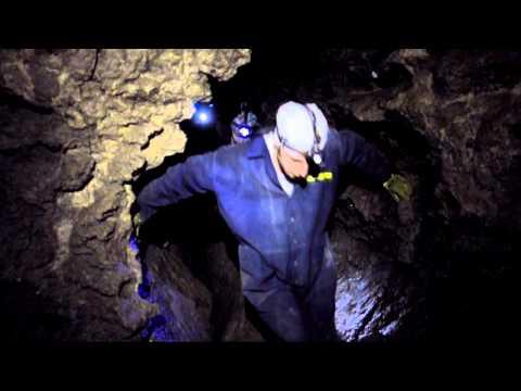 Mlynky Cave Tour (Ukraine)