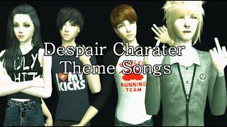 Sims 2 Despair Character Theme Songs