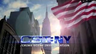"""Abertura de """"C.S.I.: New York"""""""