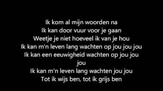 Jebroer - Tot ik grijs ben Ft. Ronnie Flex (LYRICS)