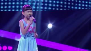 สำเนาของ สายลม น้องไอซ์ The voice kids Thailand 2015