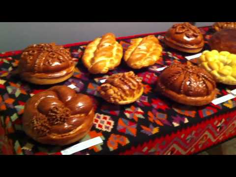 Exhibition: Bread as Folk Art, Ivan Honchar Museum in Kyiv, Ukraine