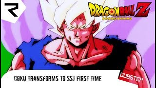 Goku goes super saiyan|Dubstep Remix [Zerk Contest] [HD]