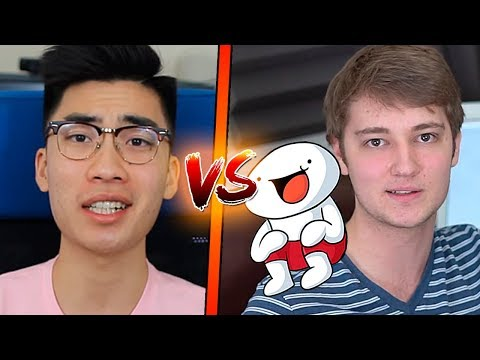 RiceGum's Desperate Callout at TheOdd1sOut