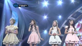 [Live HD 720p] SNSD - How Great Is Your Love (eng sub)