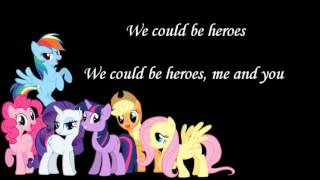 Alesso ft Tove Lo - Heroes (We Could Be) (Lyrics)