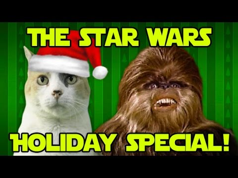 Creationist Cat vs. The Star Wars Holiday Special!