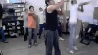 coreografia de homerito