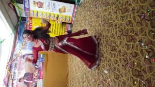 RANJITA GRUNGE KO DANCE IN DUBAI