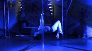 Емец Марина Axel Thesleff - Bad Karma (4 отчетный концерт)