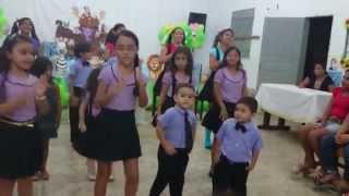Coreografia Cantiga de Roda-CD TIM TIM POR TIM TIM