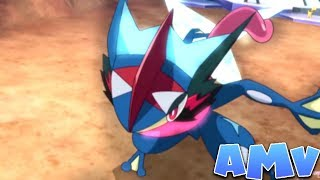 Pokemon - AMV - SuperHero [Collab] [1.5K Special]