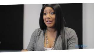 Exclusive Vid: Trina Braxton Dishes On Dad's Mistress, Towanda's Divorce & More
