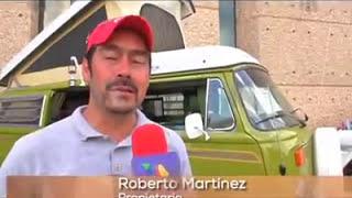 Westfalia 1978 en expo clásicos panamericana 2015