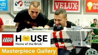 LEGO House official video – Masterpiece Gallery