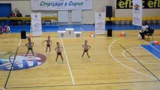 "СК ""Аеробика АМД"" 5-6 г."