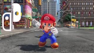 Super Mario Oddysey Shooting Stars