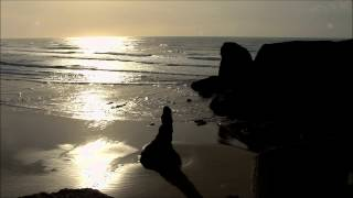 Most Relaxing Sound - Gentle Surf at Sunset