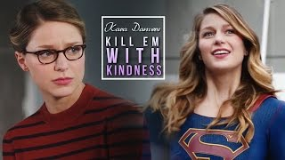 "Kara Zor-El • ""I'm always going to follow my heart."""