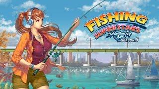 Fishing Superstars: Salmon Shark FTF + Touch