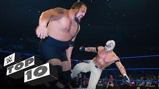 Rey Mysterio battles giants: WWE Top 10, Nov. 24, 2019